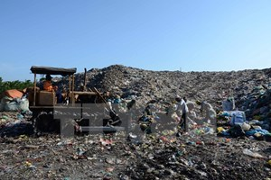 Vụ bãi rác Phước Hiệp: Kiến nghị kiểm điểm tập thể, cá nhân sai phạm
