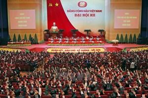 Báo cáo chính trị của Ban Chấp hành Trung ương Đảng khóa XI