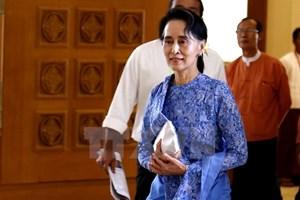 Bà Aung San Suu Kyi tái khẳng định chính sách của NLD