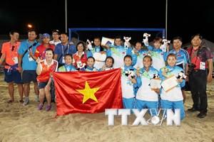 Việt Nam có thêm 10 huy chương vàng trong ngày thi đấu cuối tại ABG 5