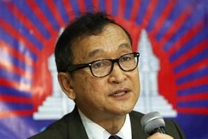 Cơ quan Công tố Campuchia phát lệnh triệu tập thủ lĩnh đối lập