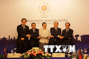 Hợp tác CLMV và ACMECS: Hướng tới khu vực Mekong thịnh vượng
