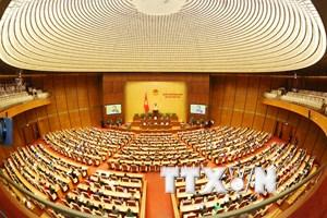 Bế mạc Kỳ họp thứ hai, Quốc hội khóa XIV sau hơn 1 tháng làm việc