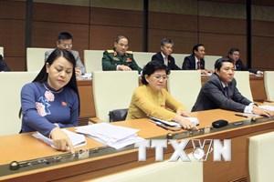 Kỳ họp thứ 2, Quốc hội khóa XIV rất thành công và có nhiều đổi mới
