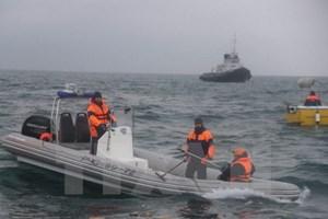 Nga: Vớt được cuộn phim trong hộp đen thứ 3 của máy bay Tu-154