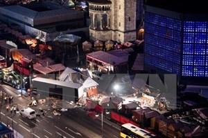 Thêm tình tiết mới trong vụ tấn công khu chợ Giáng sinh ở Berlin