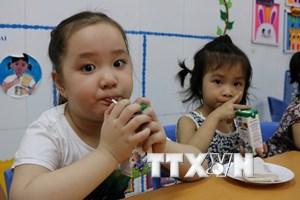 Tầm vóc người Hà Nội tăng lên 2 đến 3 cm so với 10 năm trước