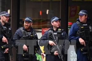 Tiếp tục bắt giữ đối tượng liên quan đến vụ khủng bố ở London