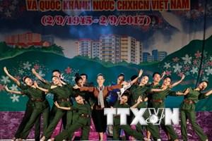 Các nhà lãnh đạo thế giới gửi điện mừng 72 năm Quốc khánh Việt Nam
