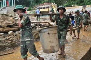 Thái Lan hỗ trợ hơn 92.000 USD cho người dân thiệt hại vì mưa lũ