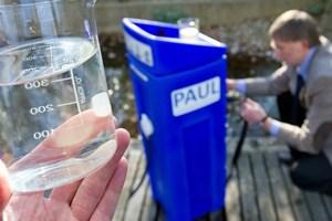 Một bang của Đức tài trợ máy lọc nước cho nạn nhân bão số 12