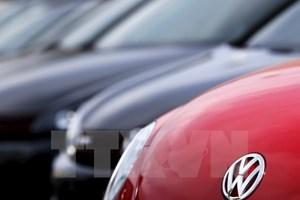 Doanh số bán xe của hãng Volkswagen khả quan trong năm 2017