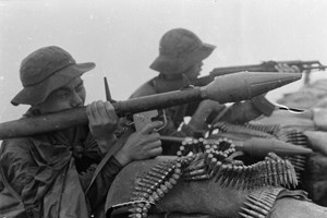 Gặp những nhân chứng của thời khắc lịch sử ở chiến trường Quảng Trị