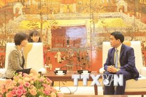 Hà Nội phối hợp tổ chức Lễ kỷ niệm 45 năm quan hệ Việt Nam-Italy