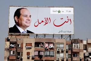 Khoảng 59 triệu cử tri Ai Cập đủ tư cách tham gia bầu cử tổng thống