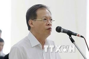 Đại án PVC: Triệu tập đại diện Văn phòng PVN về việc xử lý văn bản