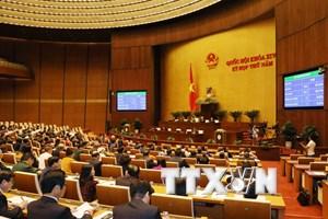 Kỳ họp thứ 5: Quốc hội thông qua Luật quy hoạch sửa đổi