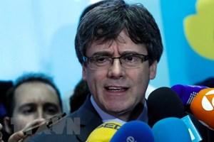 """""""Cựu Thủ hiến vùng Catalonia phải do tòa án Tây Ban Nha xét xử"""""""