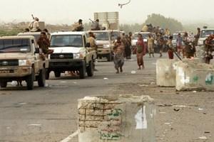 Quân đội Yemen đẩy lui cuộc tấn công của Houthi ở mặt trận phía Nam