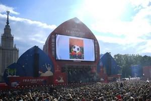 World Cup là một khoản đầu tư có lãi nhất trong lịch sử Moskva