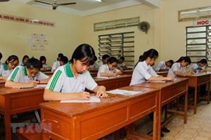Khởi tố vụ sai phạm tại Hội đồng thi THPT Quốc gia tỉnh Sơn La
