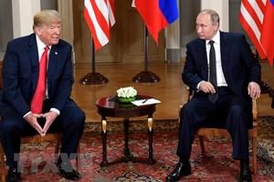 Tổng thống Mỹ Trump sẵn sàng thăm Nga khi nhận được lời mời