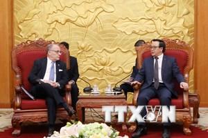 Việt Nam coi Argentina là đối tác quan trọng hàng đầu tại Mỹ Latinh