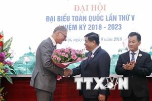Ông Nguyễn Chí Dũng được bầu làm Chủ tịch Hội hữu nghị Việt-Đức