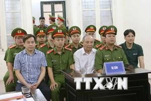 Quyết định khởi tố thêm tội danh đối với Phan Văn Anh Vũ