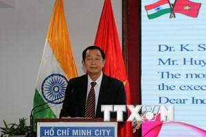 TP.HCM: Kỷ niệm lần thứ 72 Ngày Độc lập của Cộng hòa Ấn Độ