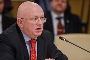 Nga sẽ ngăn cản đề xuất trừng phạt của Mỹ liên quan tới Triều Tiên