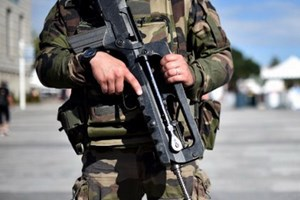 Libya: Mỹ không kích tiêu diệt một thủ lĩnh của IS ở Bani Walid
