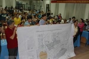 Thanh tra Chính phủ công bố các sai phạm tại Khu đô thị mới Thủ Thiêm