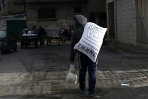Có phải Tổng thống Mỹ Donald Trump đang quay lưng với Palestine?