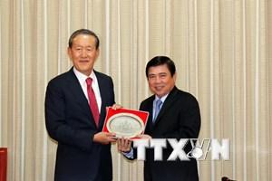 Doanh nghiệp Hàn Quốc muốn tận dụng những ưu đãi của TP.HCM