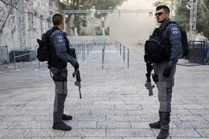 An ninh Israel bắn gục một người Palestine định tấn công bằng dao