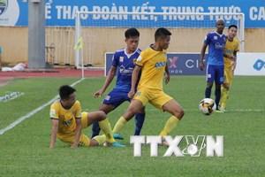 Đội bóng FLC Thanh Hóa đánh bại Quảng Nam với tỷ số khó tin