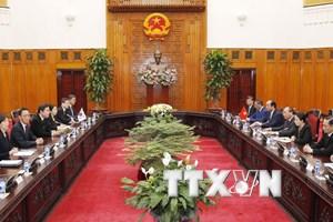 Thúc đẩy quan hệ Đối tác hợp tác chiến lược giữa Việt Nam và Hàn Quốc