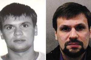 Báo chí Anh đăng ảnh nghi can đầu độc cựu điệp viên Skripal