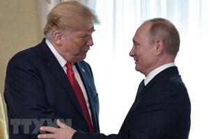 """Tổng thống Mỹ tuyên bố """"đủ cứng rắn"""" trong hội đàm với Nga"""