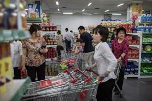 Học giả Hàn Quốc dự báo GDP của Triều Tiên sụt giảm mạnh