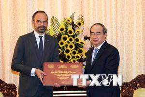 Phát triển quan hệ giữa TP.HCM và các địa phương của Pháp