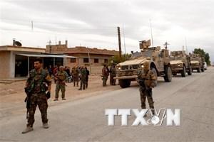 Syria khiếu nại lên LHQ về vụ liên quân không kích dân thường