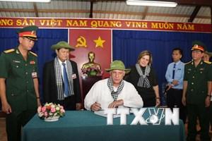 Chủ tịch Cuba kết thúc chuyến thăm hữu nghị chính thức Việt Nam
