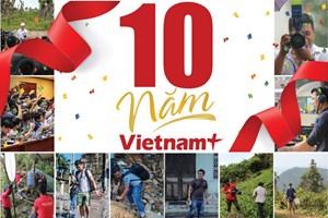 [Mega Story] Báo điện tử VietnamPlus: Hành trình không ngừng sáng tạo