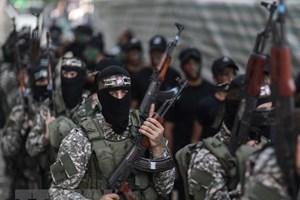 Hamas bắt giữ 45 người Palestine bị nghi hợp tác với Israel