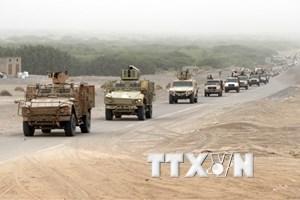 Mỹ và Saudi Arabia nhất trí giảm leo thang xung đột tại Yemen