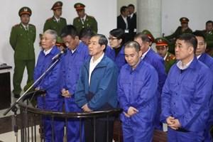 Đề nghị án tử hình cho Dương Chí Dũng