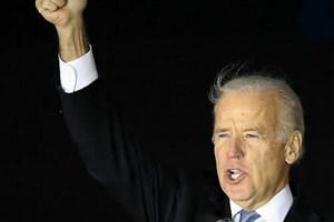 Phó Tổng thống Mỹ Joe Biden bắt đầu thăm Hàn Quốc