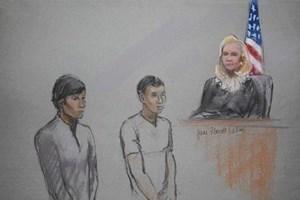 Mỹ kết tội kẻ đồng phạm vụ đánh bom giải marathon Boston